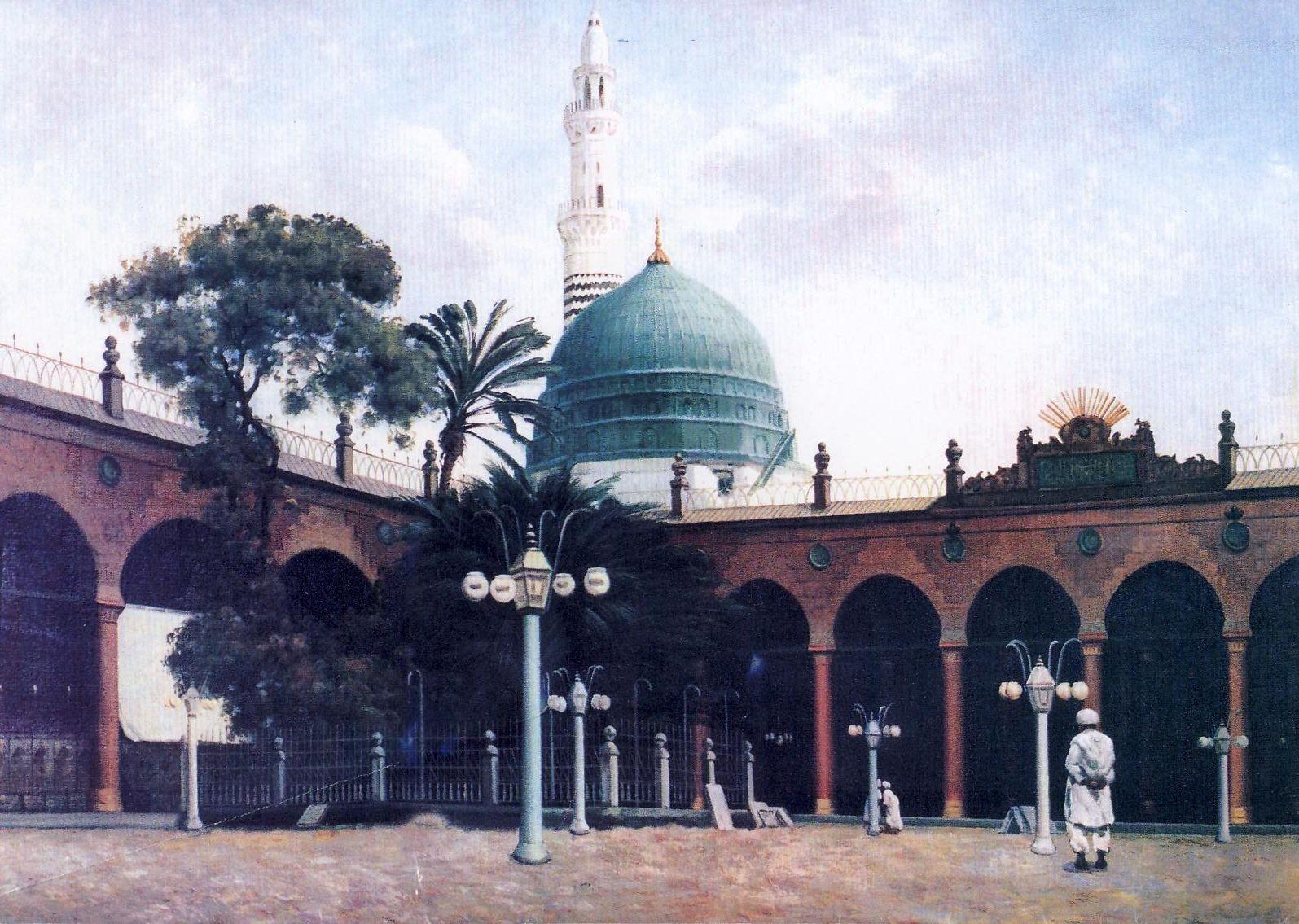 1. Een levende band met de Profeet Mohammed ﷺ – Seerah Series