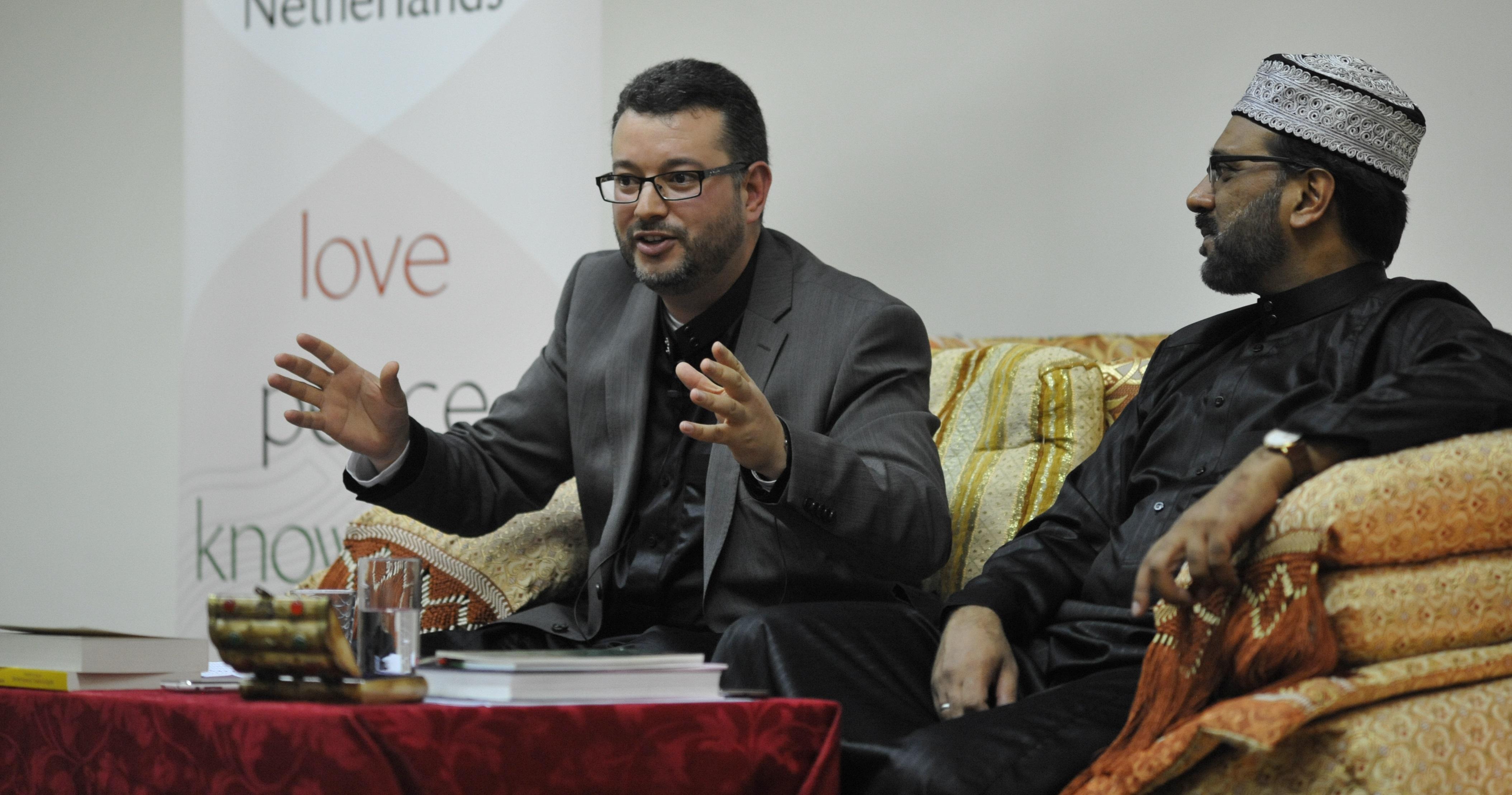 Mohammed Aarab Mawlid Minhaj ul Quran