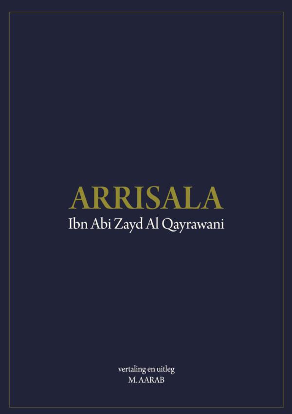 Arrisala Boek Mohammed Aarab front-600x850