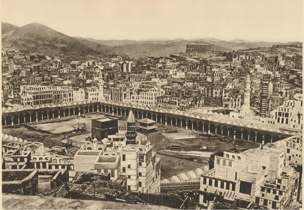 Oud Mekka old Mecca