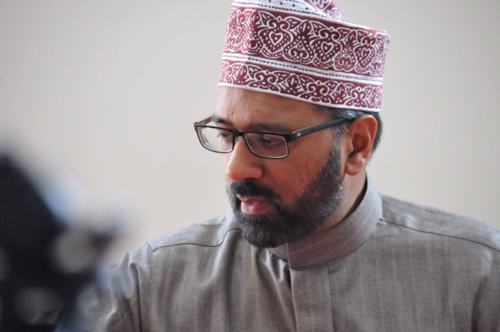 Ustadh Tasneem Sadiq al-Qadri 2