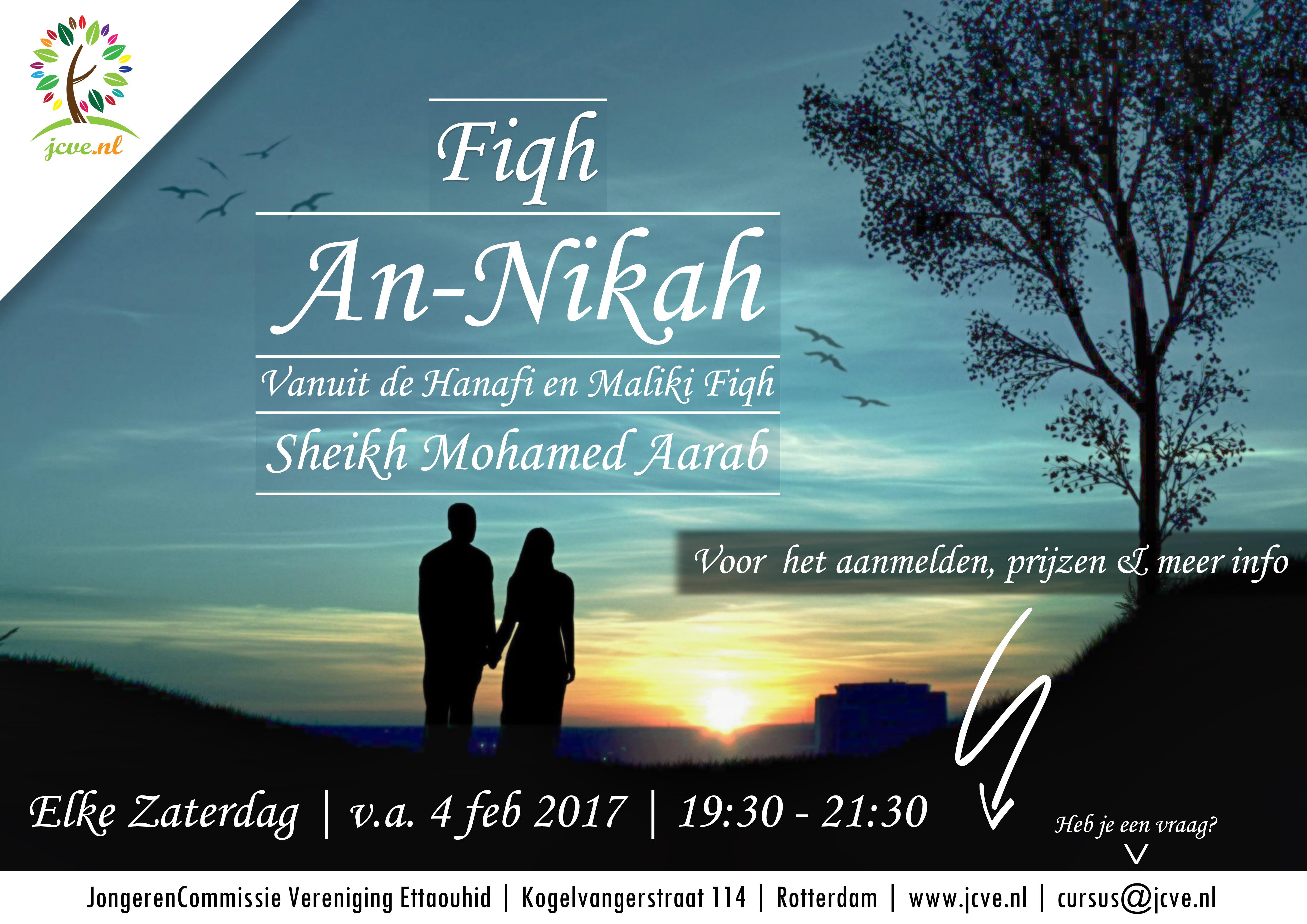 Islam trouwen huwelijk nikah regels fiqh hanafi maliki scheiden